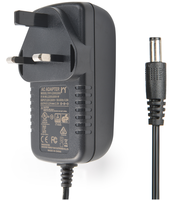 DC Adapter Power Supply 300mA 6V 0.3A AC