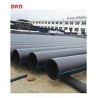 PN10 PN16 HDPE water supply pipe price OEM SGS FORM E Service