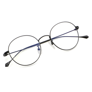 High Quality Retro Eye Glasses Round Eyewear Frame Optical Glasses For Reading Glasses