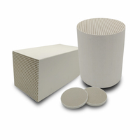 Manufacturer cheap Honeycomb Ceramic as RTO RCO for heat recovery