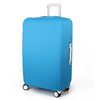 Travelsky Fashion style custom travel luggage case cover protective spandex suitcase clear luggage cover