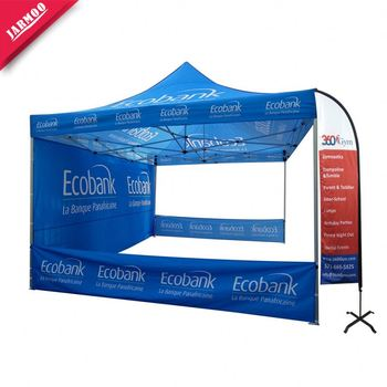 Professional display Digital Printing outdoor canopy tent event for advertise
