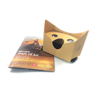 Google Cardboard 2.0 VR 3d glass Virtual Reality 3D Glasses with head strap google cardboard 3d glasses