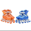 cheap plastic frame shell inline skate shoes for sale