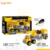 2019 New Engineering Diy Toys Assemble Truck Car Blocks Diy Car Kit 2 in 1 Shovel Car Dump Truck