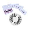 2019 best seller private label 3D mink eyelashes with custom magnetic eyelash boxes
