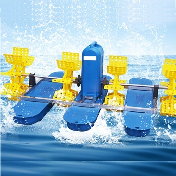 Factory directly sale fish pond aerator paddle wheel aerator for farm pond