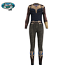 Adult Dress Up Costumes Cosplay Gwen Stacy Skin Spandex Bodysuit Jumpsuit&Rompers