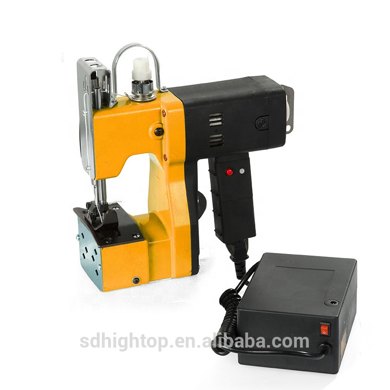 Portable Handheld Electric Bag Closer Sewing Machine With Battery Sealer Used Machines Feed