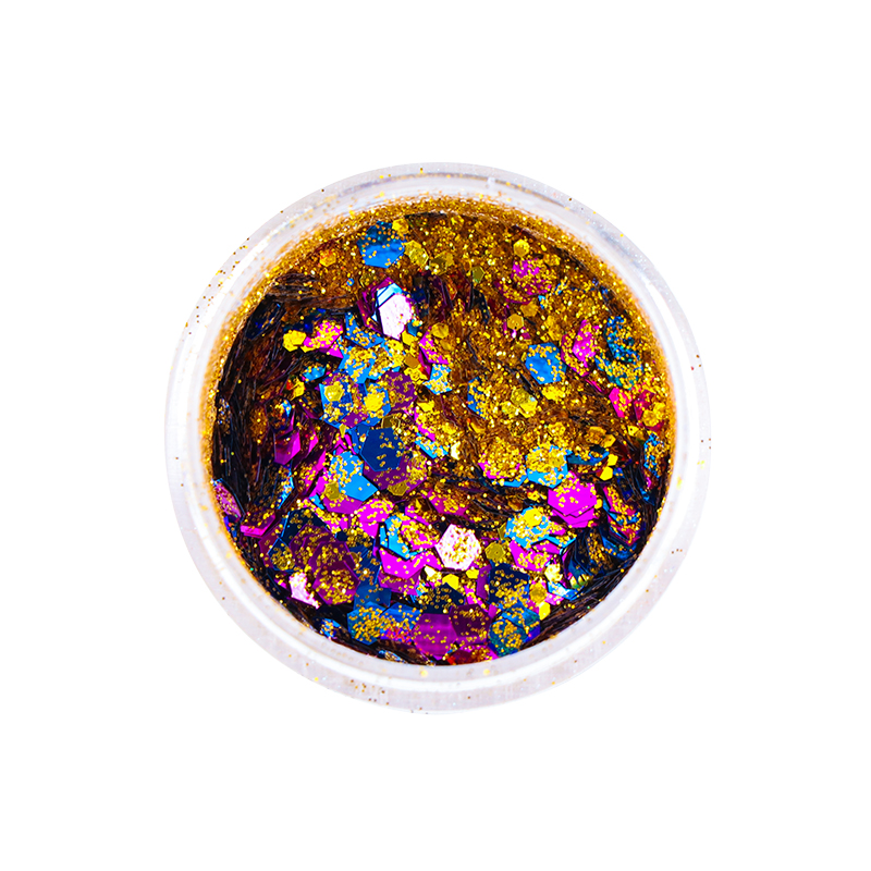FINE CRAFT GLITTER POWDER 500 GR 5 COLOURS AVAILABLE CRAFT DECOR WEDDING EVENTS