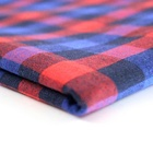 High demand wholesale tartan plaid cotton shirt yarn dyed fabric