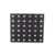 Pro hot-selling products  Golden 36*3w led matrix panel beam stage lights