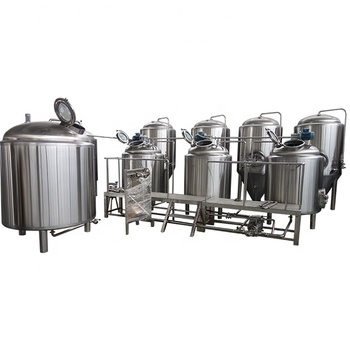 500L Microbrewery System Micro Brewery Equipment