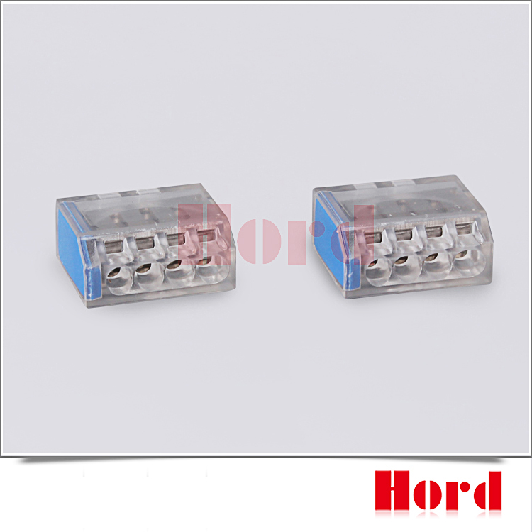 High Quality 4 Pin Quick Splice Wire Wiring Connector - Buy Electrical on