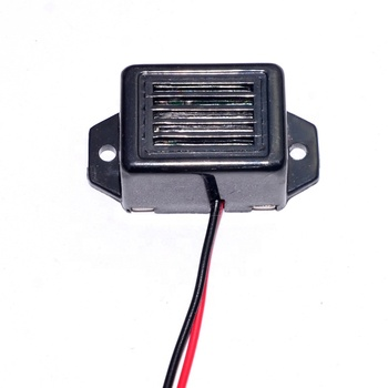 Hot sales DC1.2v 1.5v 3v 9v 12v 24v buzzer with wire 400HZ mechanical buzzer Wholesale