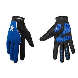 OEM/ODM breathable anti-slip anti-shock outdoor sports cycling gloves touch screen MTB racing gloves Man & woman manufacturer