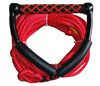 8 strand braided hollow polyethylene poly hdpe boat tow rope