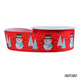 25mm Wholesale holiday celebrate it printed gross grain ribbon