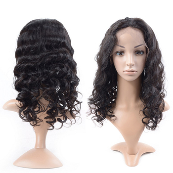 "Unprocessed 30"" inch malaysian full lace wig with baby hair,top water wave full lace wig,wholesale full micro twist braid wig"