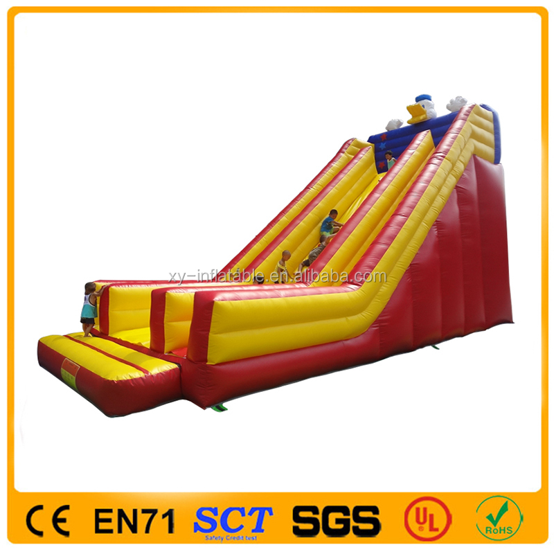 Good Quality Giant Kids Funny Inflatable Slide,Colorful Cartoon Customized Large Inflatable Slide for Rental