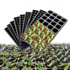 32,50,72,98,104,105,128,162,200,288,406,512 Cell Plant Plug Nursery Seed Growing Tray for Vegetable Seedling Propagation