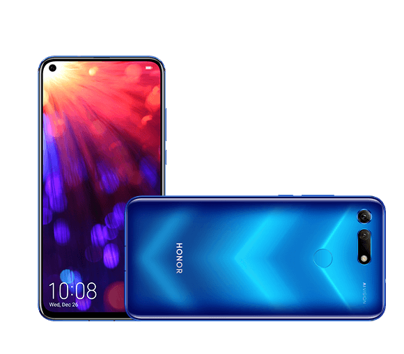 Huawei Honor <strong>V20</strong> Mobile <strong>Phone</strong> Liquid Cooling Kirin 980 Android 9.0 6.4 inch Screen 8g+256g 4000mAh Battery Smartphone
