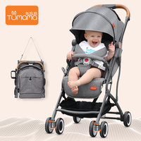 Multifunctional Aluminum Alloy Portable Light Weight 3 in 1 Baby Gear Pram Baby Stroller