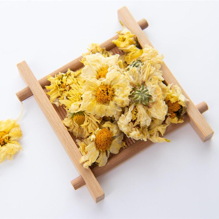 Yellow Chrysanthemum Flower Tea for Health - 4uTea   4uTea.com