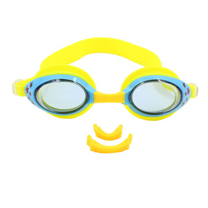 Factory Price Kids Swimming Goggles Waterproof UV Protection and Adjustable for Children