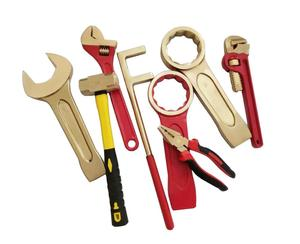 Non sparking tools professional manufacturer anti sparking tools