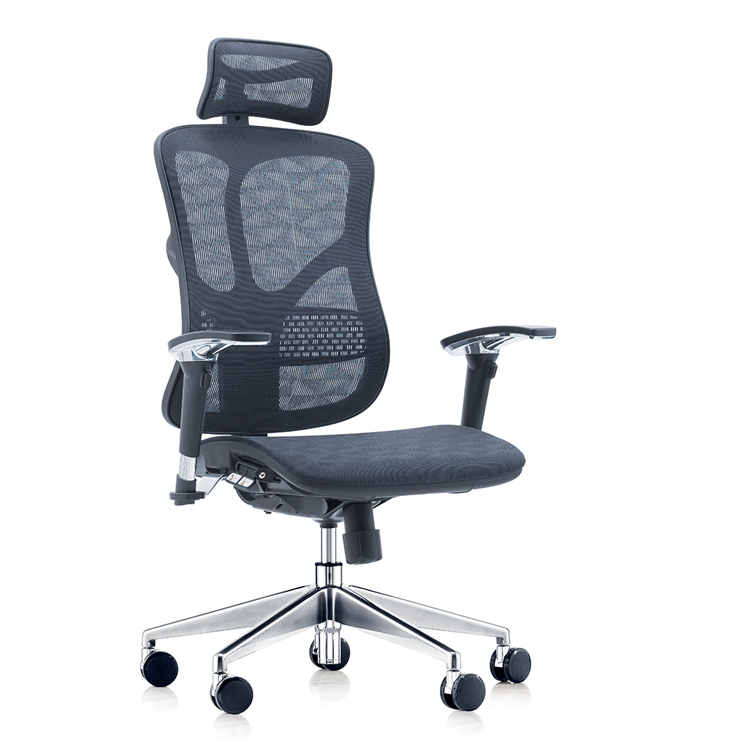 modern igo office furniture specification swivel manager high back mesh ergonomic office chair