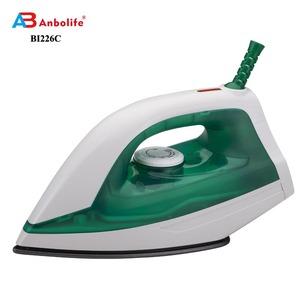 Cheap promotion gift electrical cordless dry travel steam press iron electric steam iron