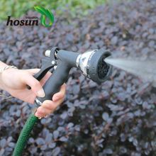 Competitive price flush zinc car steam metal waterjet sprayer fog jet garden hose mist water pressure spray wash gun