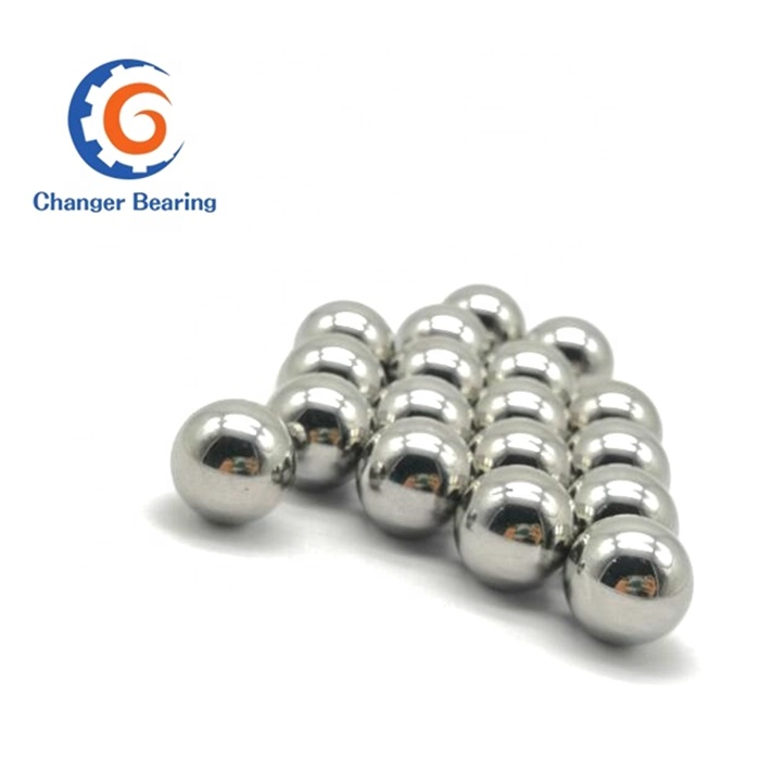 Diameter Grade 100 Hardened AISI 420 Stainless Steel Ball Bearings 8mm AMMO