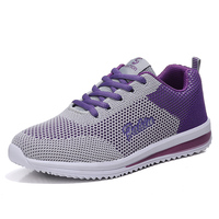 Hot sale comfortable summer sports shoes simple casual sneakers for lady