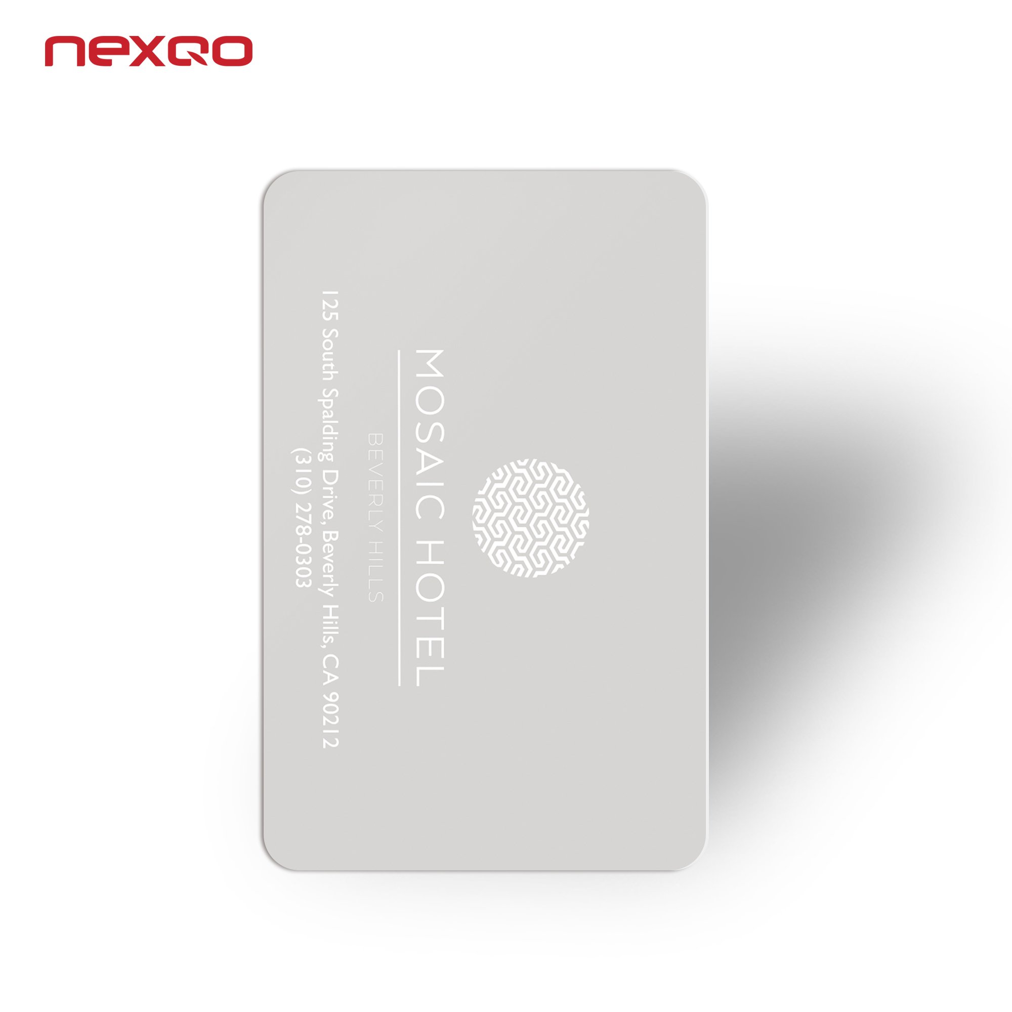 Grosir ISO14443A PVC Programmable Contactless Smart Card RFID NFC Chip Kartu