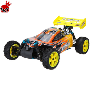 High quality 1/10 scale 4WD nitro powered off-road buggy rc car gas with 18cxp 18cxp Engine 2.4G hsp Radio Control car