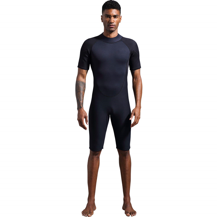 Hot Sale 3MM Neoprene Diving Full Body One Piece Snorkeling Swimming Surfing WetSuit