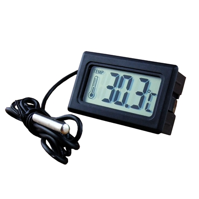 Alibaba Top Thermometer Fabrik Mini LCD Digitales Termometer