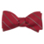 factory supply pre-tied knot mens bow with twist tie