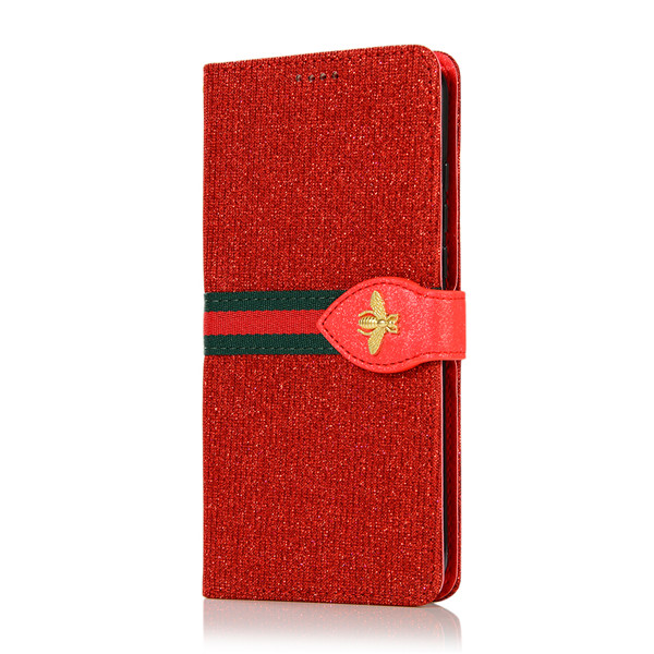 Bling Glitter Shining Red PU Leather Soft Case For honor <strong>v20</strong> cell <strong>Phone</strong> Cover Back for huawei honor <strong>v20</strong>