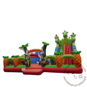 Commercial Inflatable Fun City Good Quality Jumping Castle Inflatables