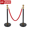 Crowd control dividers/Metal crowd control bollards/guidance stanchion