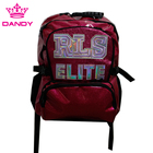 Cheerleading equipment backpack athletics Sports cheer bag with shoe compartment