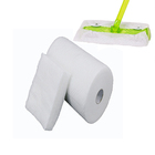 Household non woven disposable cleaning wipe dry floor cloth
