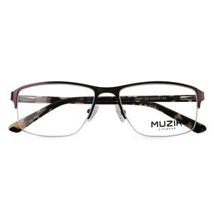 7b72425a572e Rimless Eyeglass Frame