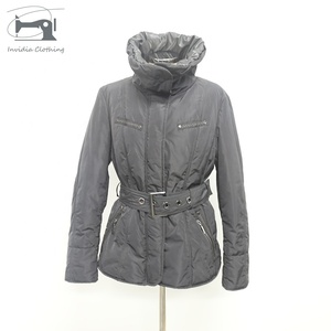 2019 Winter Style Lady Short Thicker Warmer Duck Women Down Padded Jacket With belt