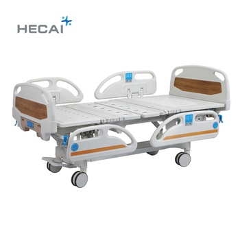 5 function linak motor lateral tilt best electric rotating hospital beds suppliers