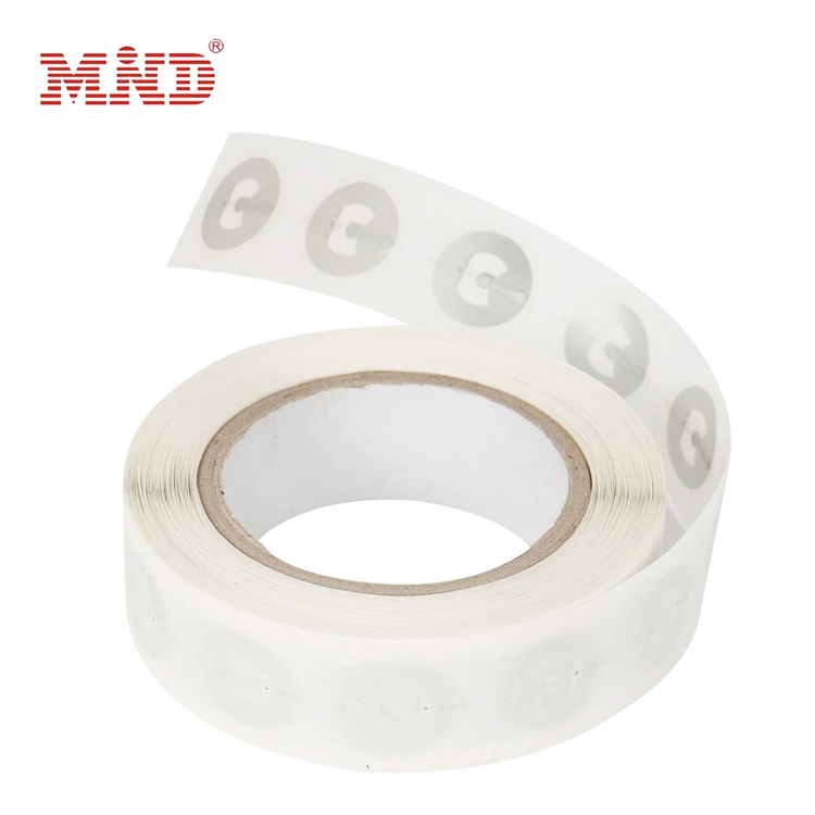 Roll NFC stickers 13.56 Mhz RFID Tag