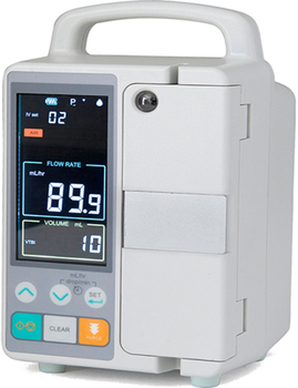Portable Automatic Best selling Infusion Pump KL-8052N